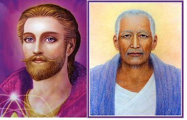 Sant Germain y Tibetano