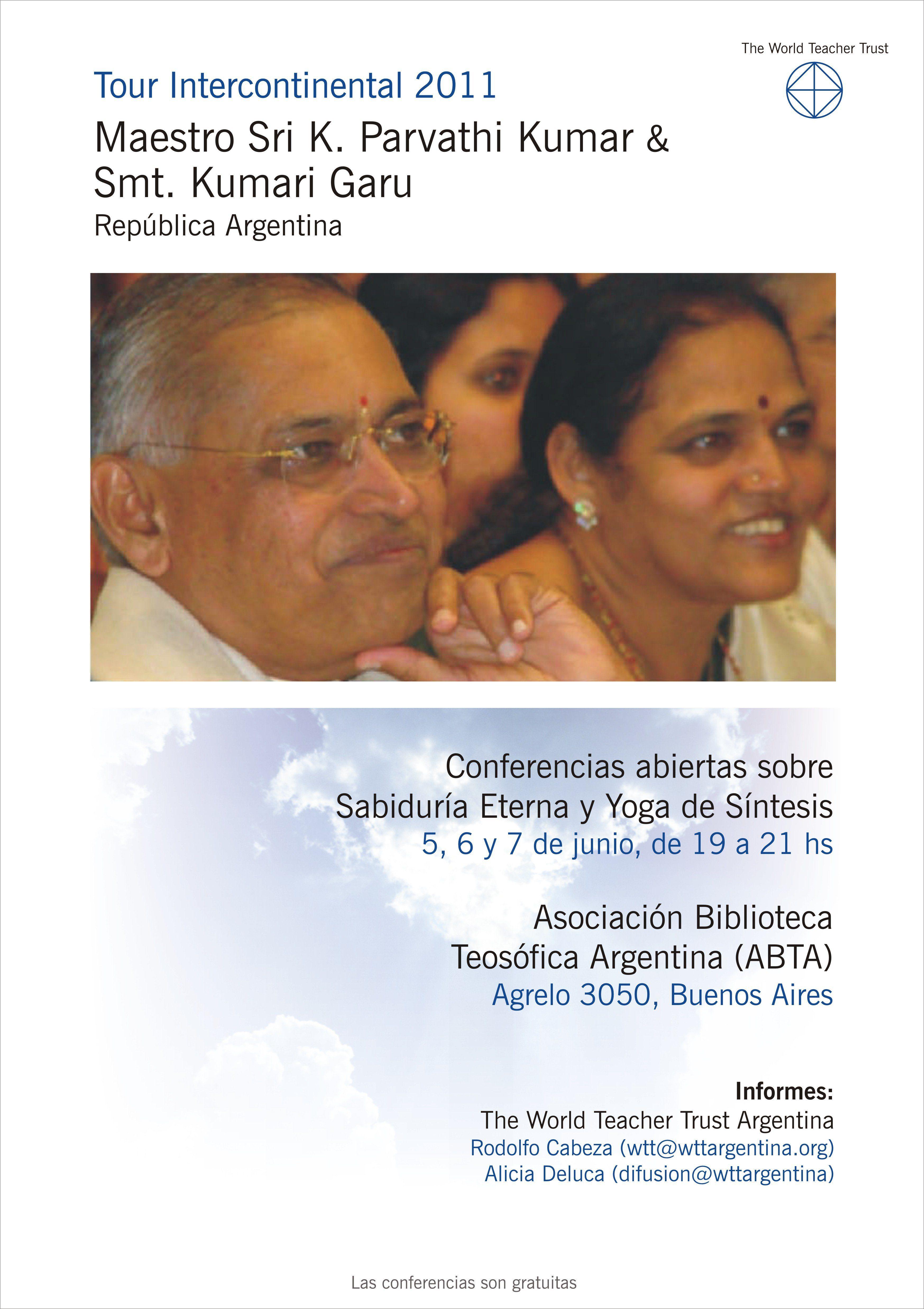 Afiche ABTA 2011 -