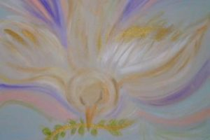 Taller de Pintura Intuitiva para Conectar con tu Ángel de la Guarda. Día 5 de Junio