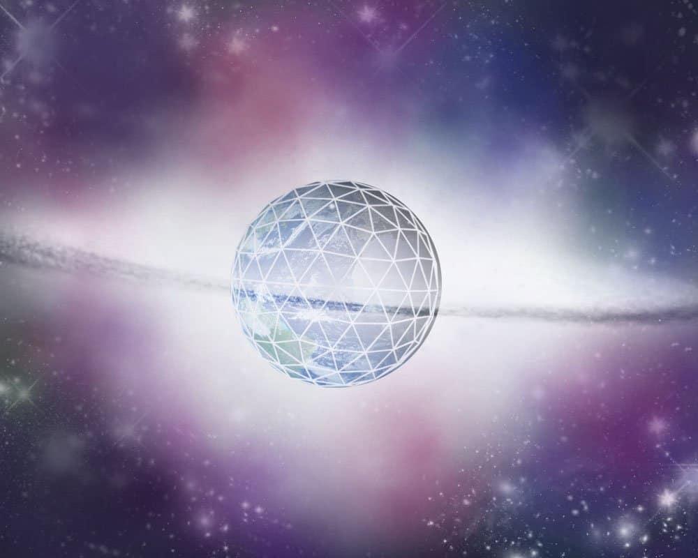 Gaia Evolution Merkaba 1