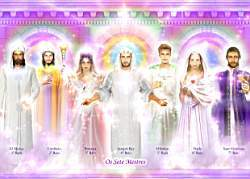 Los Siete Maestros 004 REC3 Meditación / Servicio energetico mes de MAYO 2011 LUZ y AMOR facilitan nuestras vidas