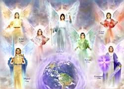 Los siete arcangeles1 REC3 RECORDATORIO Ofrenda de GRATITUD desde la Humanidad Unida a todo lo Creado