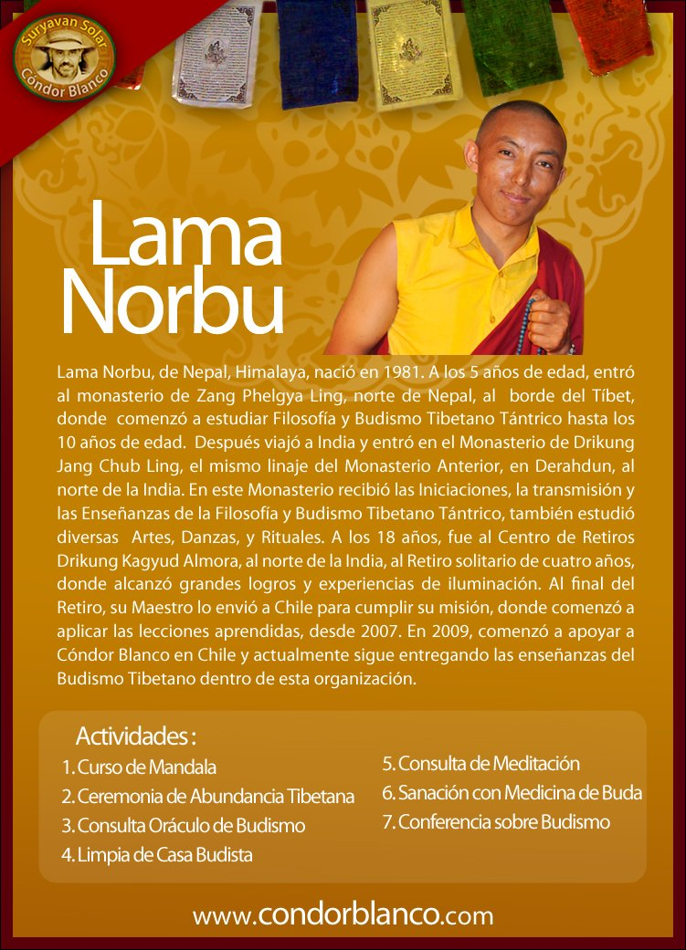 Newsletter Lamanorbu