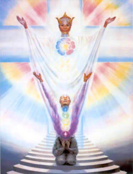 Presencia YO SOY 014 REC3 Meditación / Servicio energetico mes de MAYO 2011 LUZ y AMOR facilitan nuestras vidas