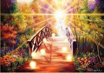 puente de luz