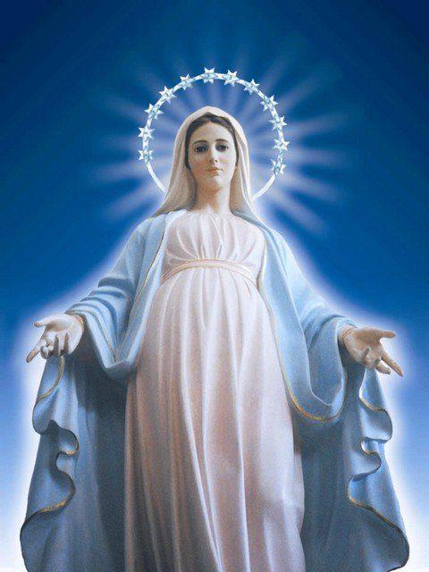 Virgen De La Paz Mensajes de la Madre María para el Despertar de tu Alma