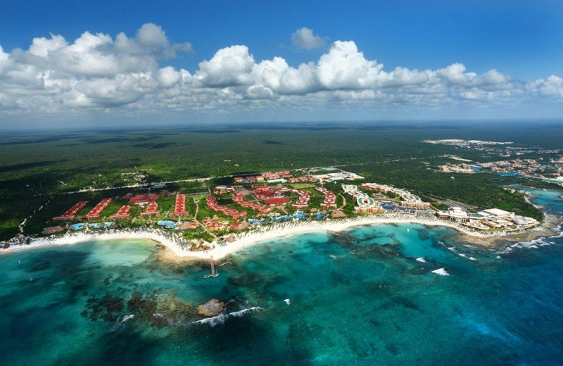 Panoramica Riviera Maya