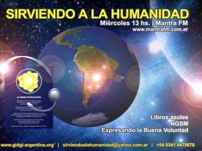 Sirviendo A La Humanidad Mail X 300