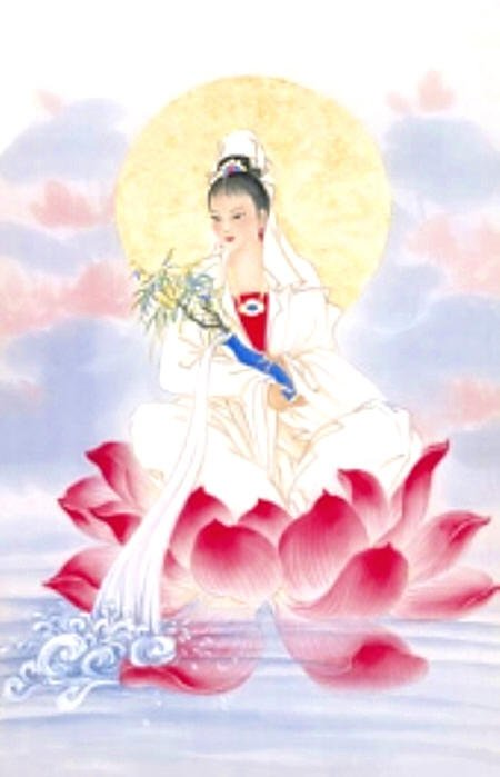 Kwan Yin 001