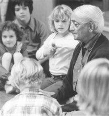 Jiddu Krishnamurti - Enseñando a los niños