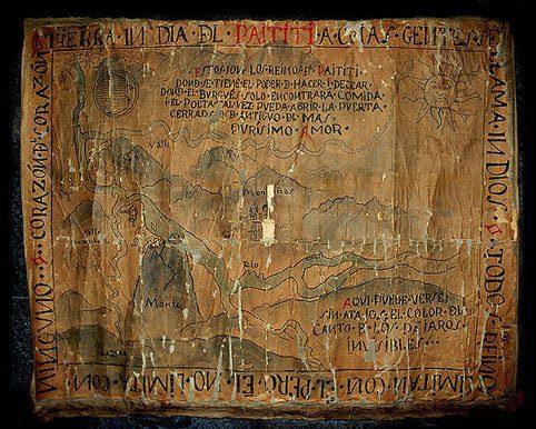 Expedición a Paititi 8 al 22 agosto de 2010, informe de Elyah Aram 19