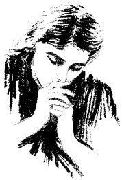 Mujer rezando - Misión