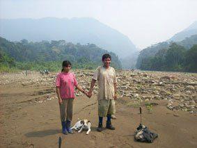 Expedición a Paititi 8 al 22 agosto de 2010, informe de Elyah Aram 2