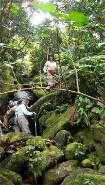 Expedición a Paititi 8 al 22 agosto de 2010, informe de Elyah Aram 14