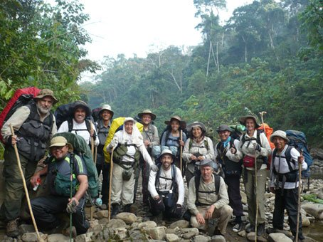 Expedición a Paititi 8 al 22 agosto de 2010, informe de Elyah Aram 1