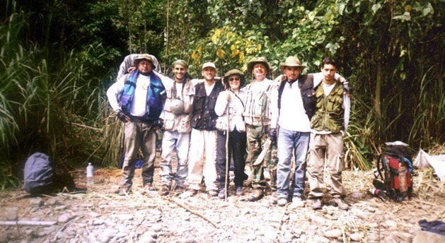 Expedicion al Paititi
