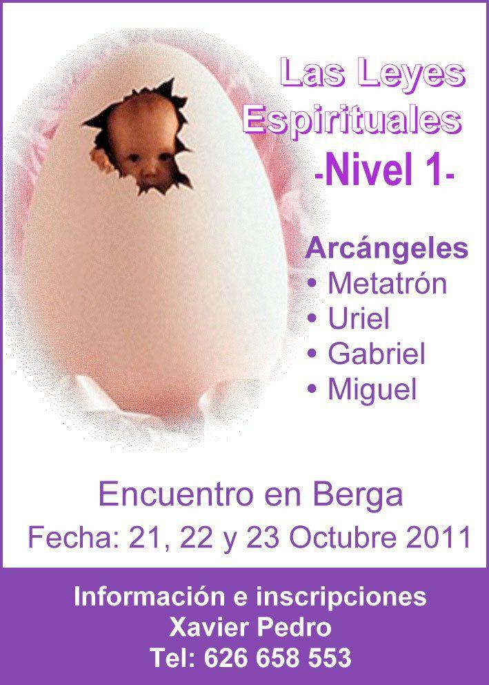 Leyes Nivel 1- Berga