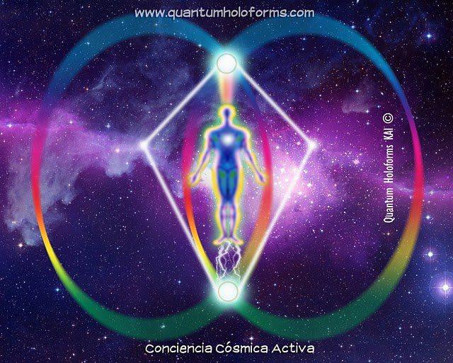conciencia cosmica activa