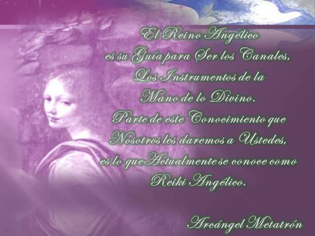 reiki angelico- Nora Hernández