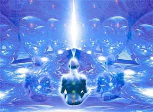 Energias Cosmicas - La llegada de la energia desde el Sol central del Cosmos