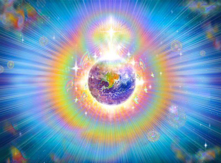 Tierra luz