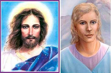 Maestro Jesus y Maestro Adama