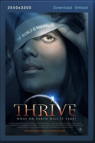 Thrive documental
