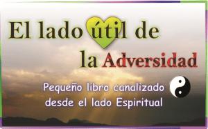 """Libro """" El lado util de la Adversidad"""