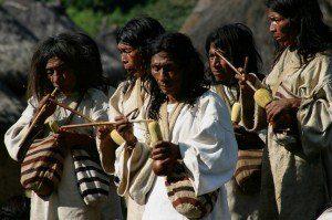 ¿Quienes son los Koguis o Kaggabba?
