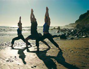 Scl Yoga Beach