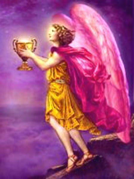 Arcangel Chamuel 020 Los 7 Arcángeles – Los 7 Rayos