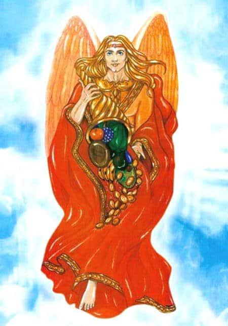 Arcangel Uriel 021 Los 7 Arcángeles – Los 7 Rayos