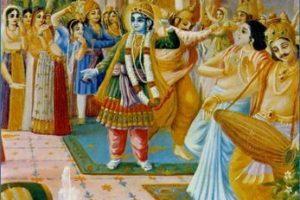 BHAGAVAD GUITA Capítulo I – El Yoga del Desaliento de Arjuna