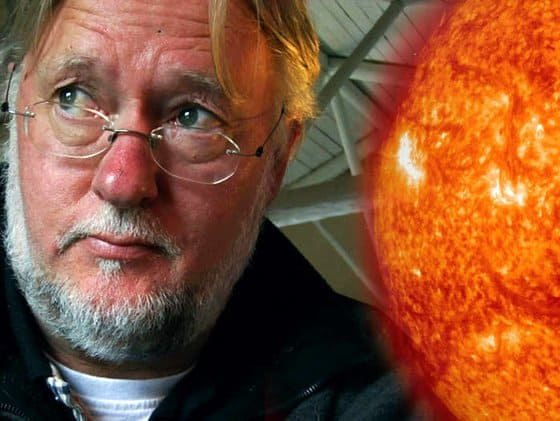 Dieter- Tormentas Solares