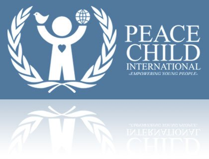 Banner peace child