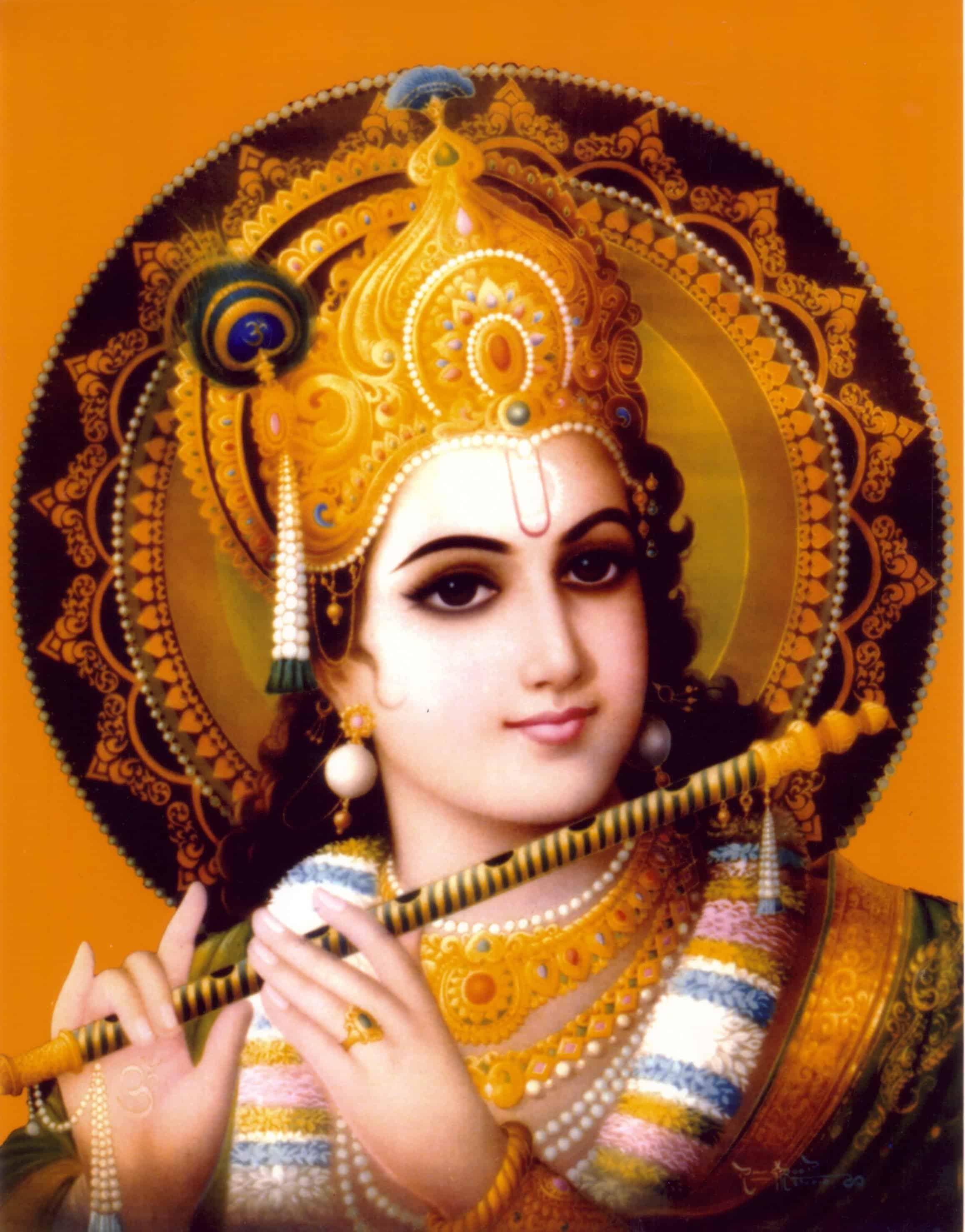 Krishna BHAGAVAD GUITA Capítulo II Samkhya Yoga (Jñana Yoga)