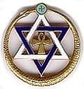 Teosofia Logo Oro Color Biblioteca