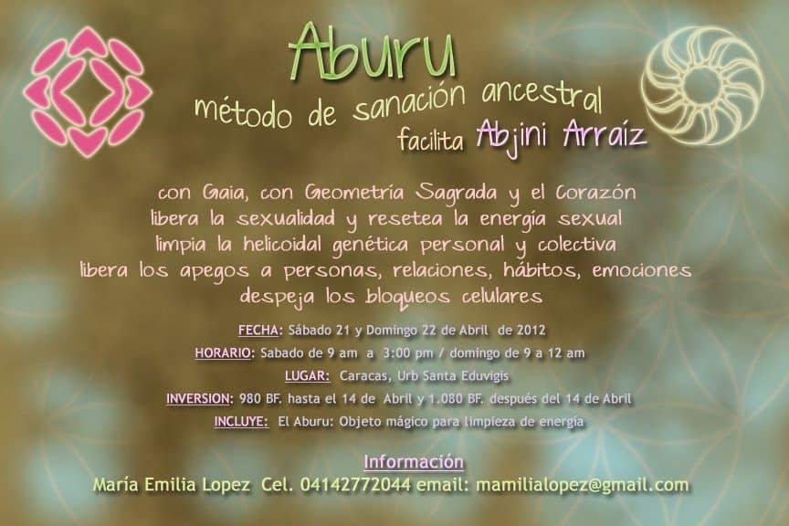 Aburu-método-de-sanación-ancestra- con-Gaia-hermandadblanca.org