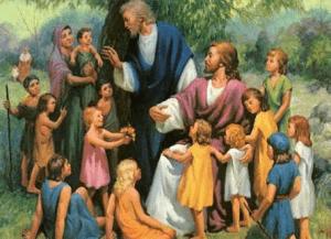 Jesus y los niños hermandadblanca.org