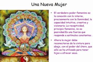 Conectando con el Divino Femenino
