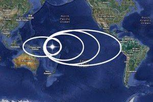 La Ballena Madre: Comunicado sobre el Océano Pacifico, por Kai
