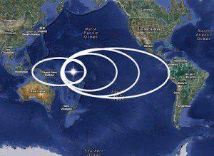 La Ballena Madre: Comunicado sobre el Océano Pacifico, por Kai 1