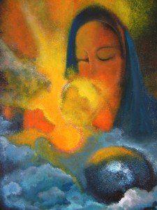 Alma Mater madre maria madre divina madre hermandadblanca.org