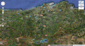 La Universidad de Cantabria crea un mapa del comercio justo 1