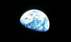 Tierra desde la Luna - Autor: NASA - Licencia: Dominio Público