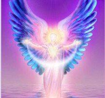 Transfiguración Cuerpo Físico. Arcángel Anäel.