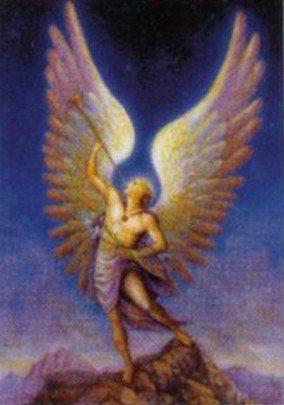 Arcangel Gabriel  hermandadblanca.org
