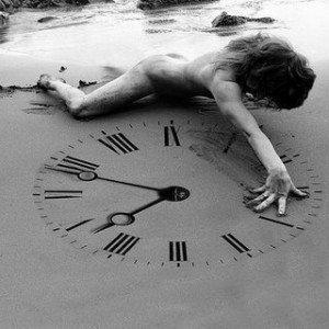 reloj del tiempo