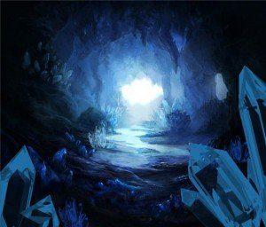 Tierra cueva cristal hermandadblanca.org