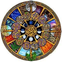 Tabla Astrología